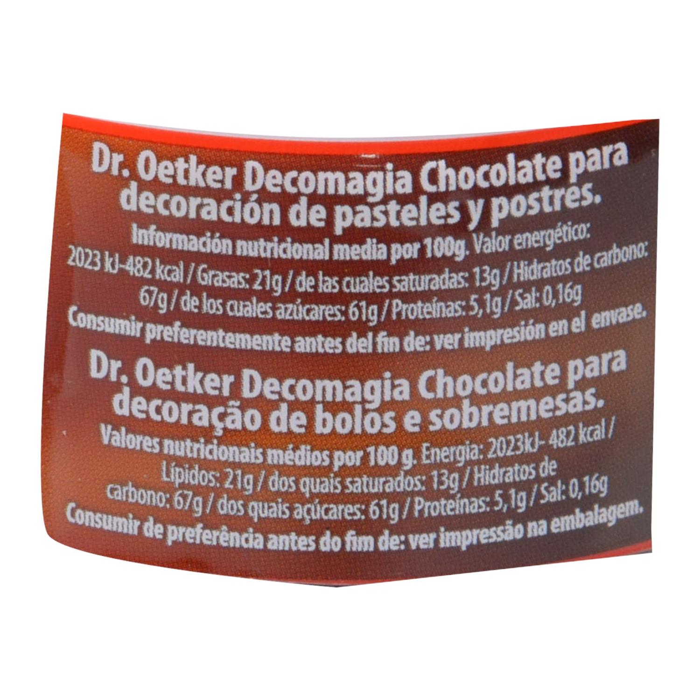 Decomagia de chocolate - 2