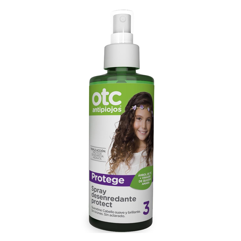 Spray desenredante Protect OTC Antipiojos 250 ml.