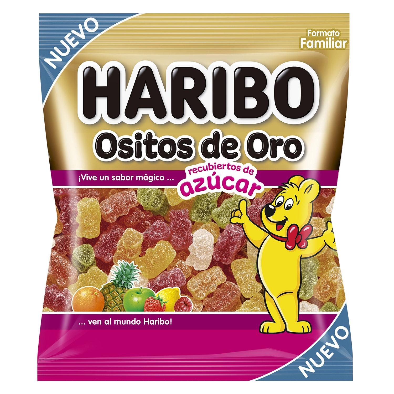 Ositos de goma Haribo 275 g.