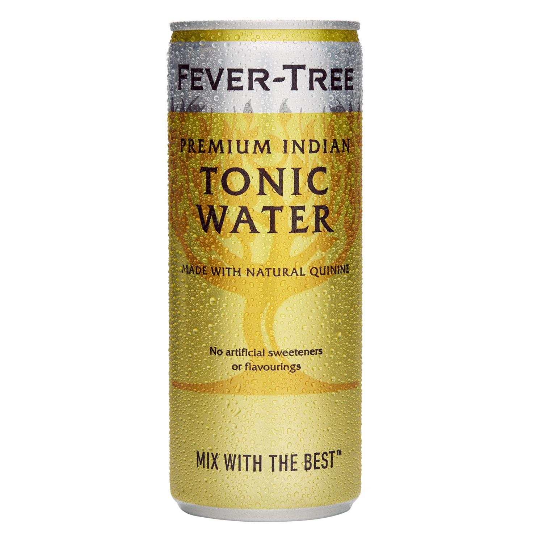Tónica Fever Tree Premium Indian lata 25 cl.