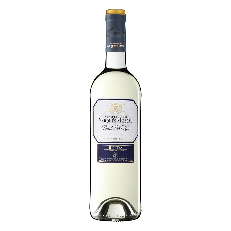 Vino D.O. Rueda blanco Marqués de Riscal 75 cl.