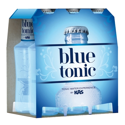 Tónica Kas pack de 6 botellas de 20 cl.