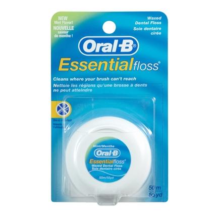 Seda Dental Essencial Floss Cera/Menta