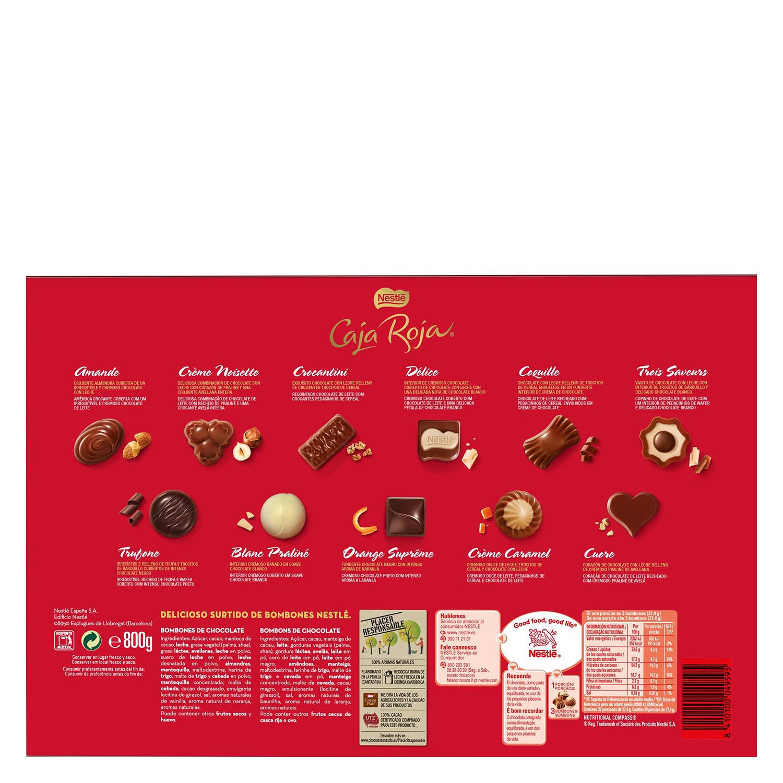Bombones surtidos de chocolate - 2