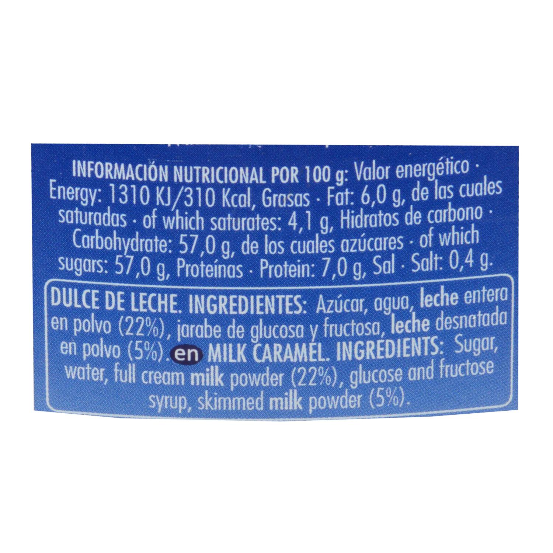 Dulce de leche antigoteo Márdel 370 g. - 2