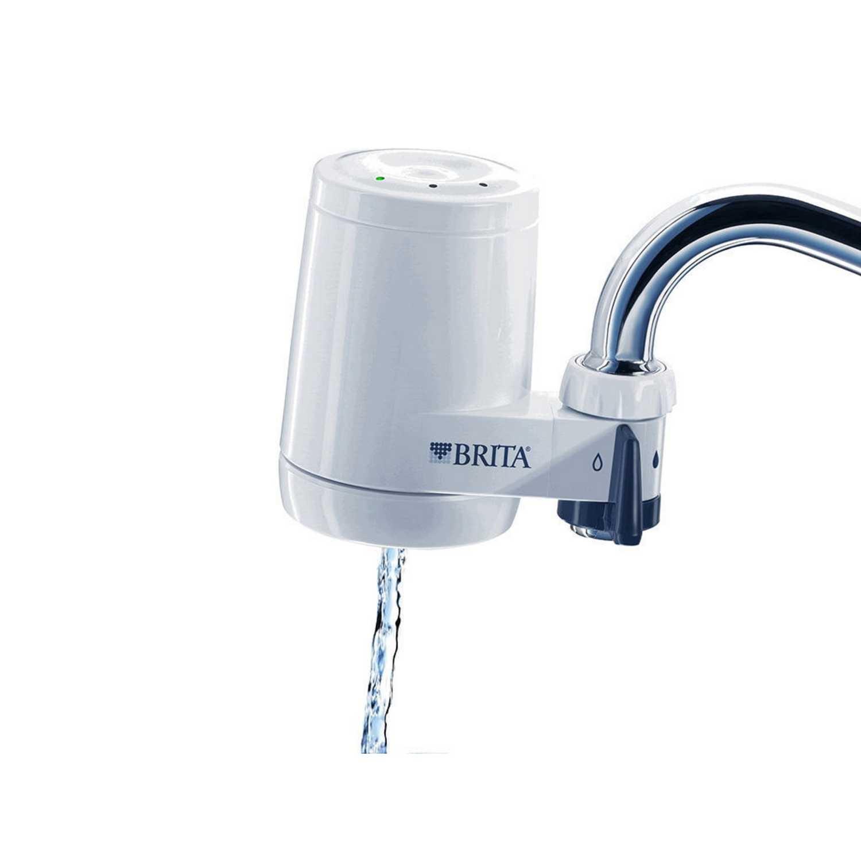 Pack Sistema de filtrado de Plástico On Tap con 1 Filtro Blanco -