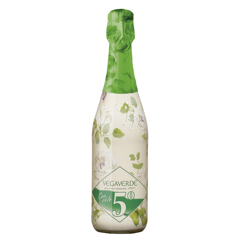 Vino blanco Vegaverde 75 cl.