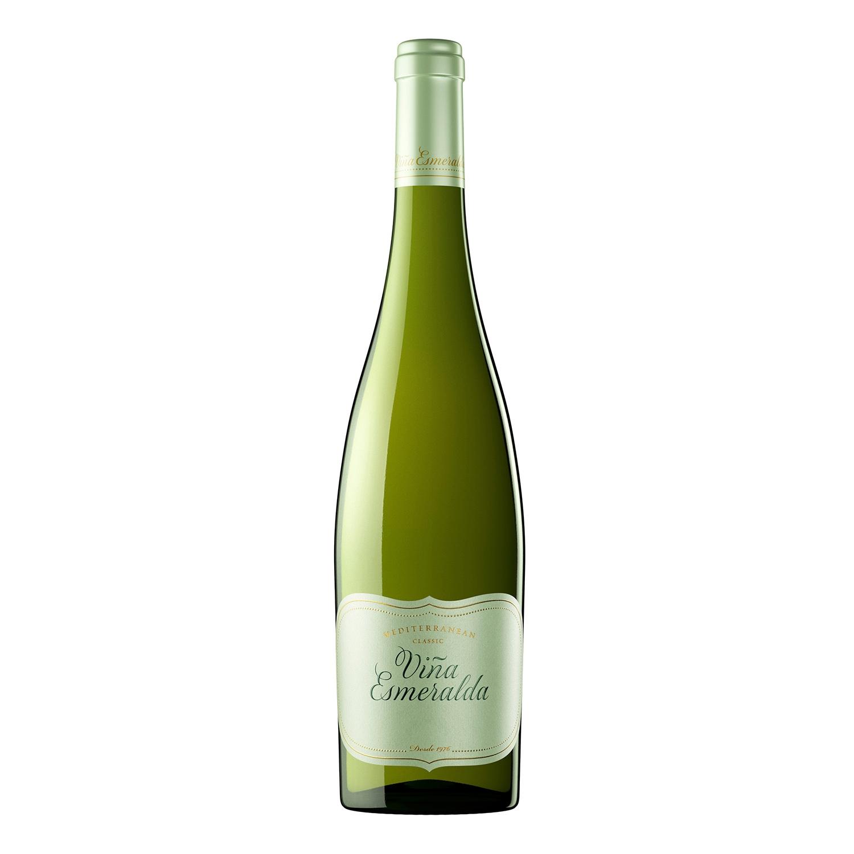 Vino D.O. Cataluña blanco Viña Esmeralda 75 cl.