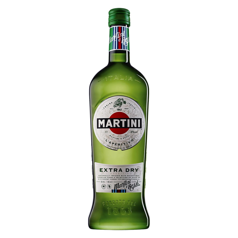Vermut Martini extra seco 1 l.