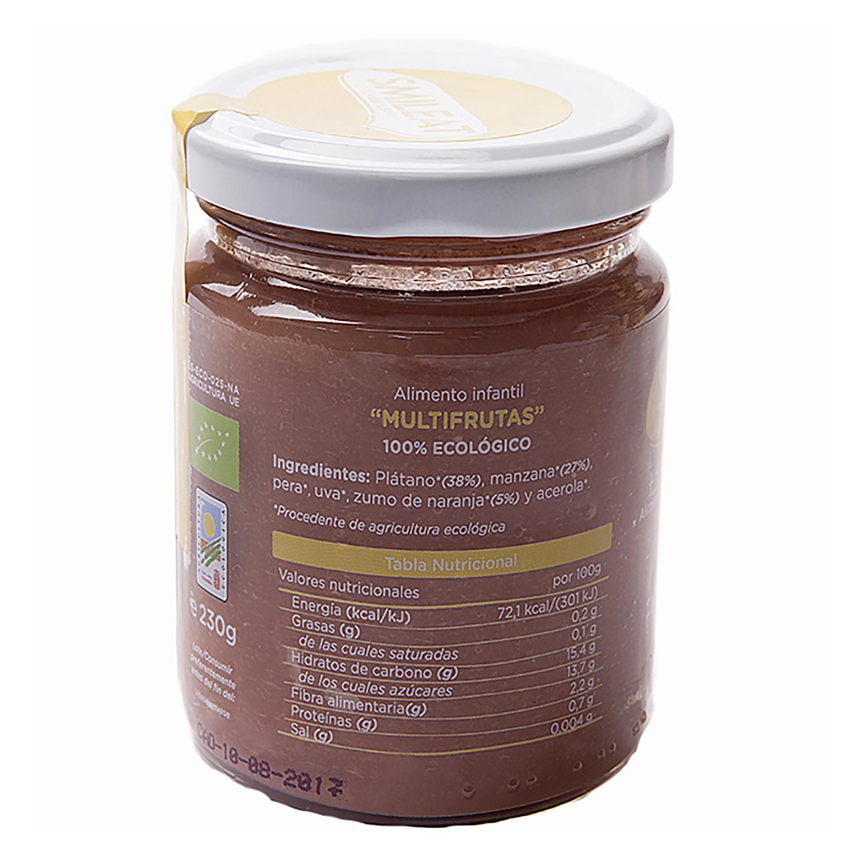 Tarrito multifrutas ecológico - 2