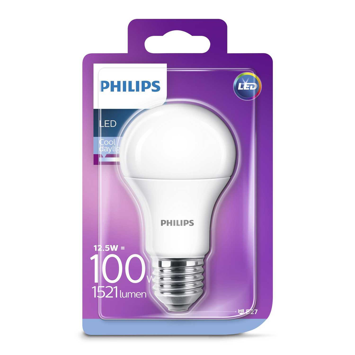 Bombilla Philips LED 100W casquillo E27