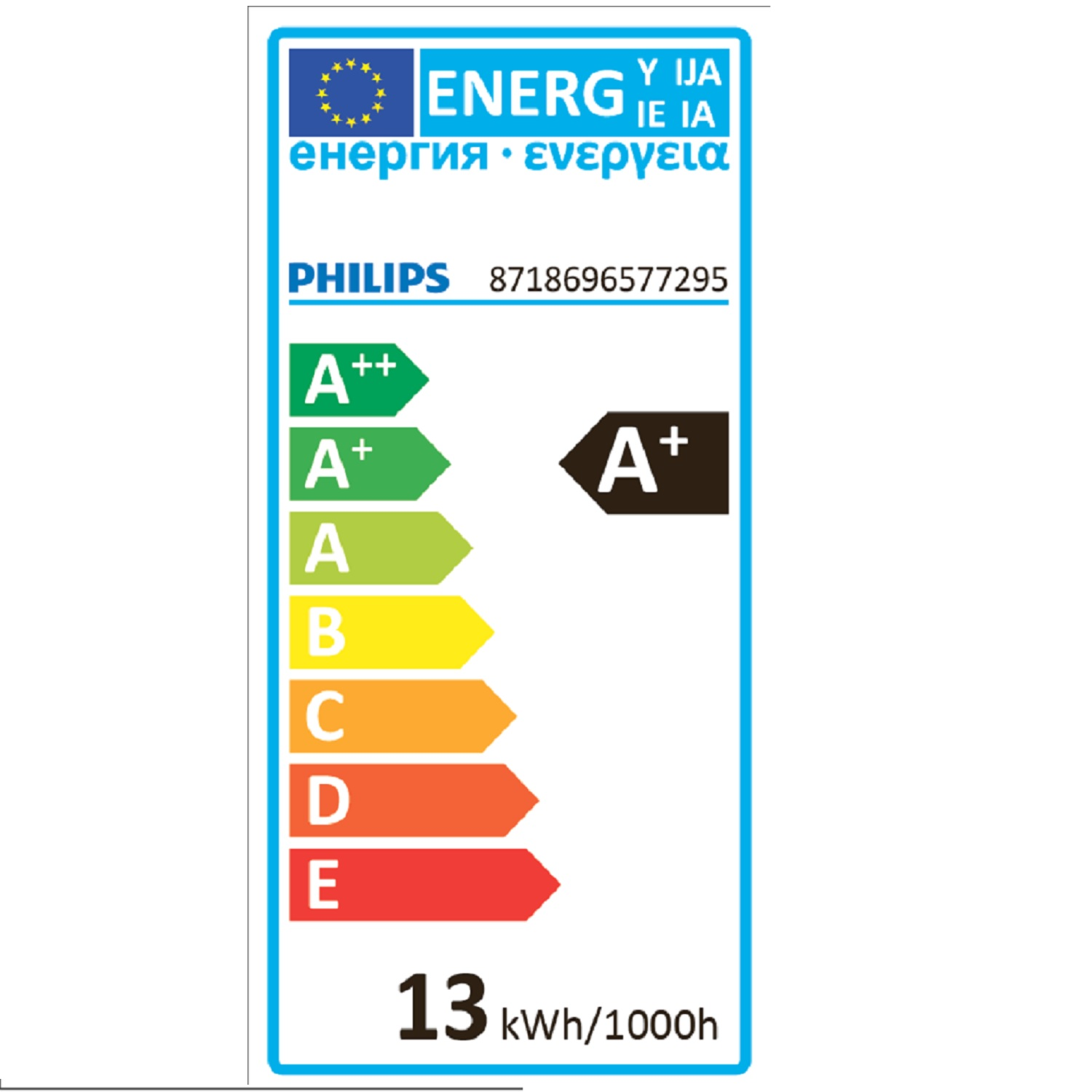 Bombilla Philips LED 100W casquillo E27 - 2