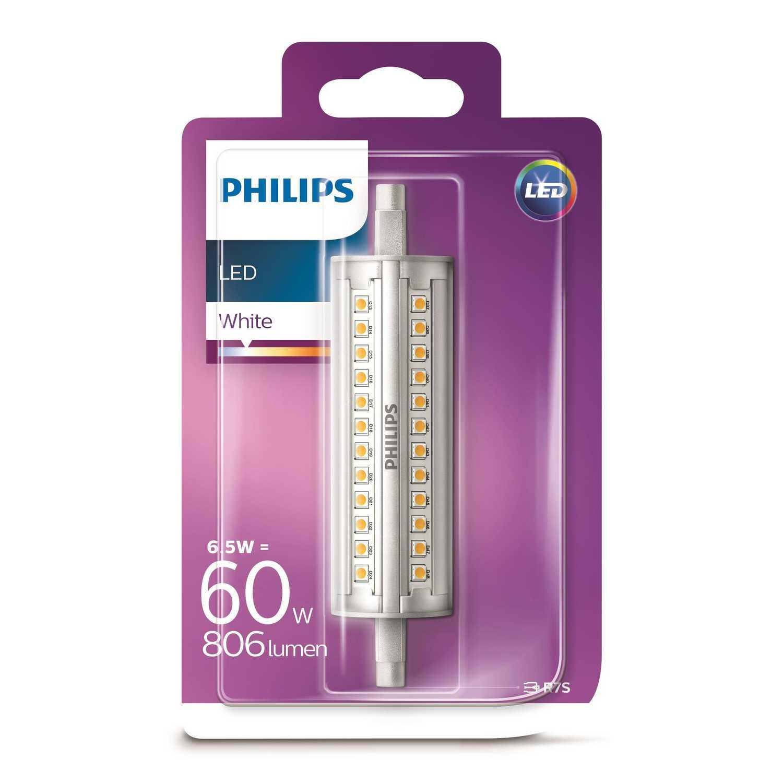 Bombilla Philips LED 60W casquillo R7s