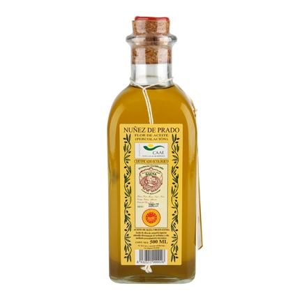 Aceite de oliva virgen extra Nuñez de Prado 500 ml.