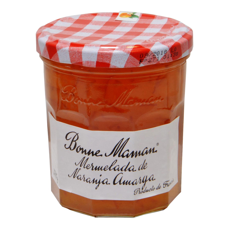Mermelada de naranja amarga Bonne Maman 370 g.