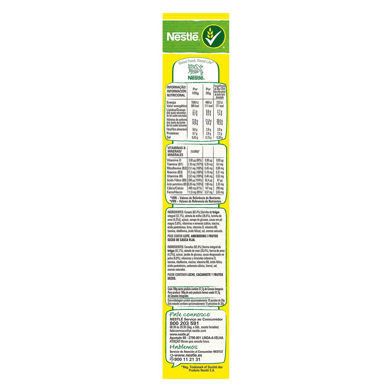 Cereales integrales ABC Nesquik Nestlé 325 g. -
