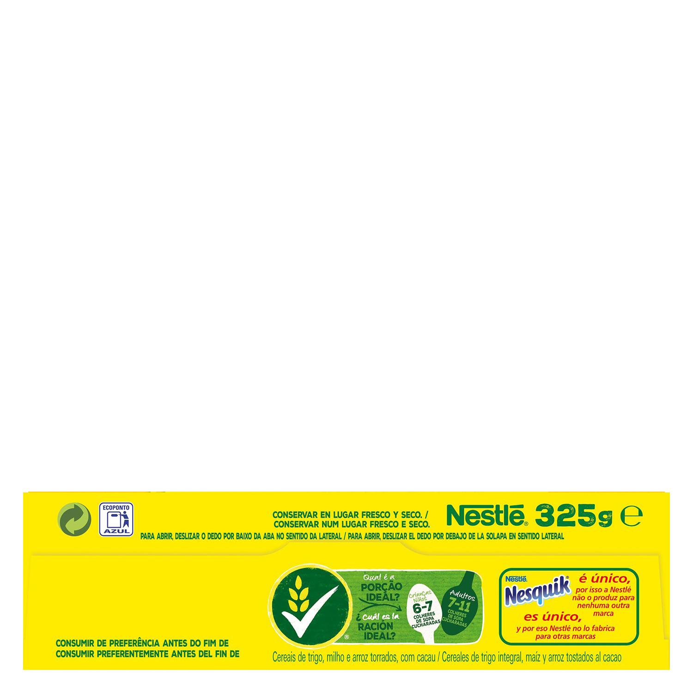 Cereales integrales ABC Nesquik Nestlé 325 g. - 3