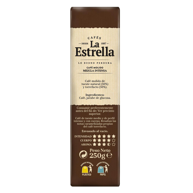 Café molido mezcla - 2