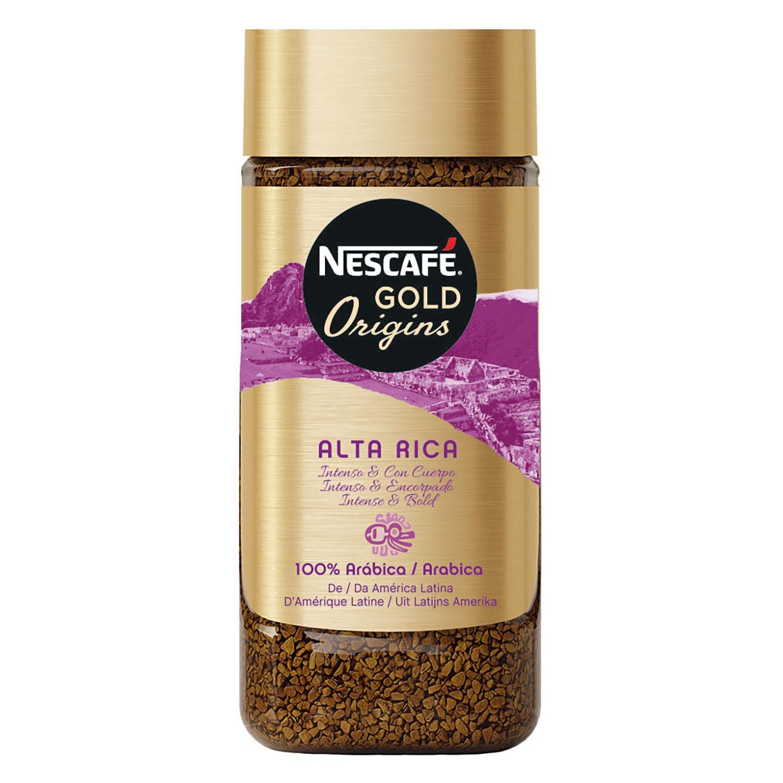 Café soluble natural Alta Rica Nescafé 100 g.