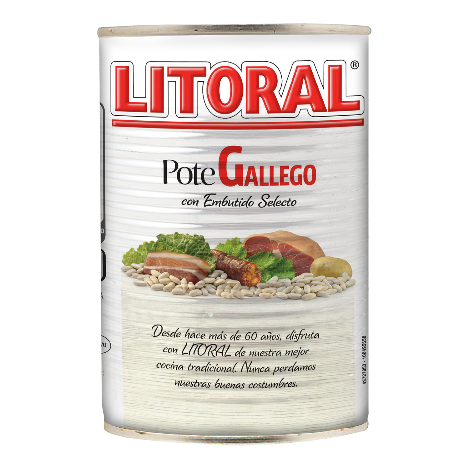 Pote Gallego Litoral 430 g. - 3