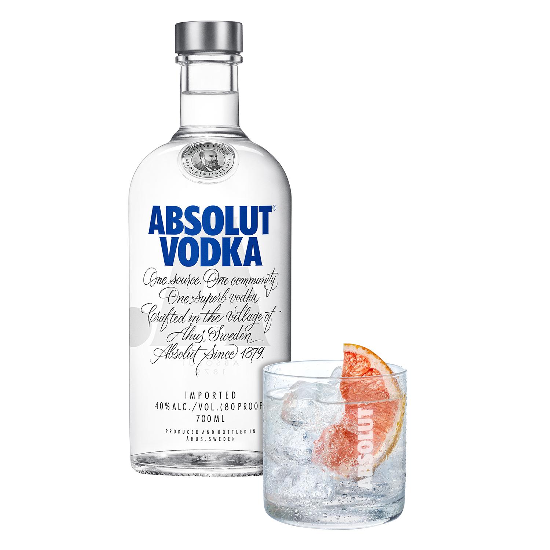 Vodka Absolut 70 cl. -