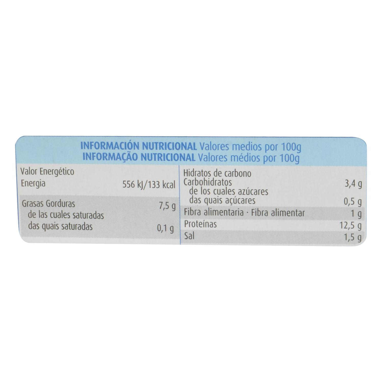 Zamburiñas en salsa vieira Ribeira 65 g. - 2