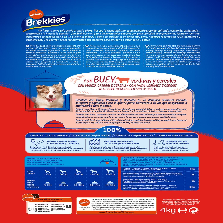 Alimento Perro Seco Adulto Buey - 2
