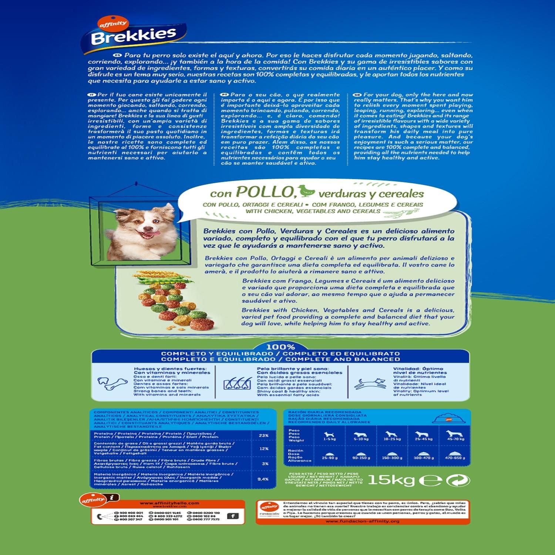 Alimento Perro Seco Adulto Pollo - 2
