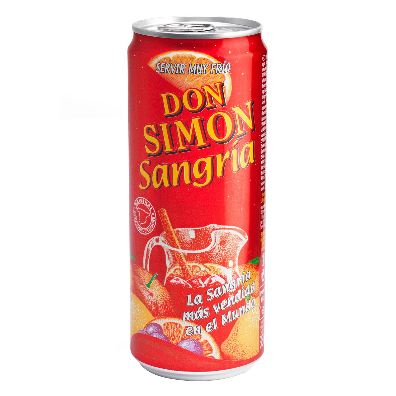 Sangría Don Simón 33 cl.
