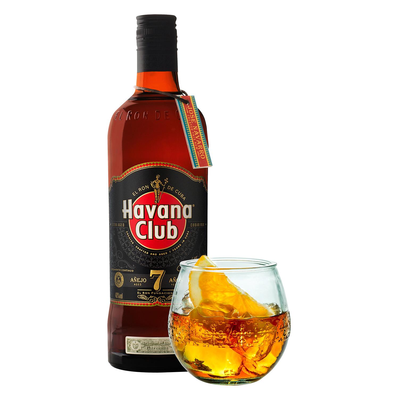 Ron Havana Club añejo 7 años 70 cl. -