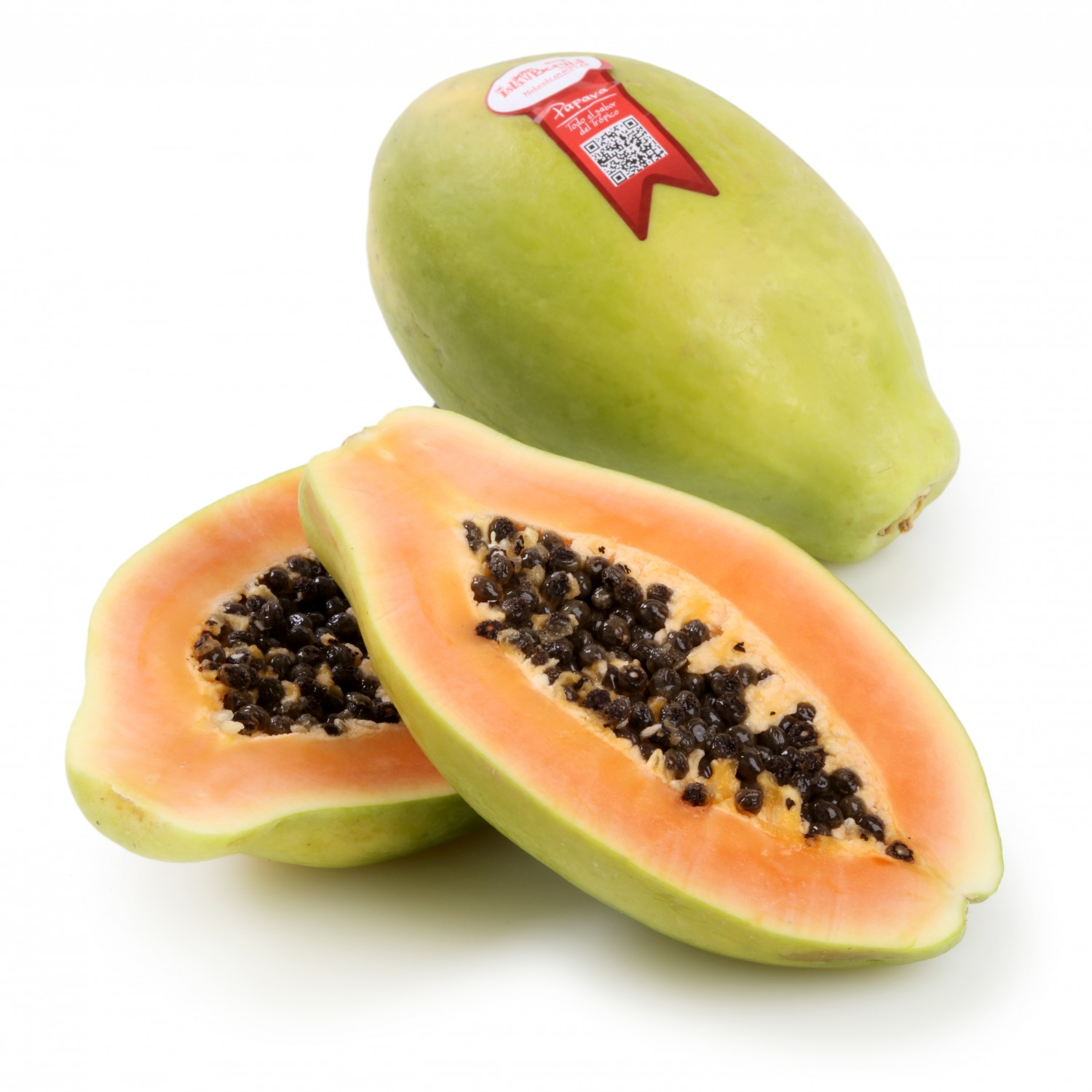 Papaya Carrefour 500 g aprox