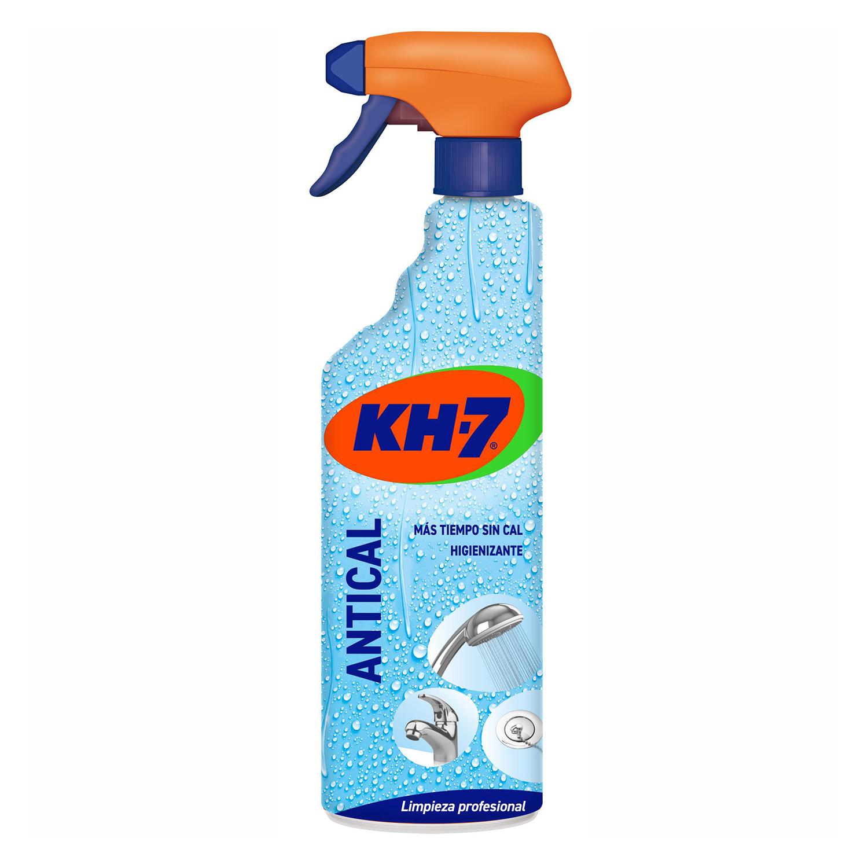 Limpiador antical higiene total KH-7 750 ml.