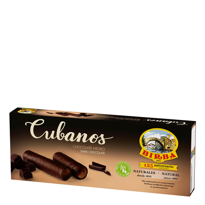 Cubanos chocolate