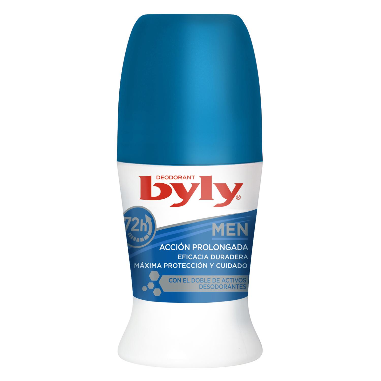 Desodorante roll-on Men Byly 50 ml.