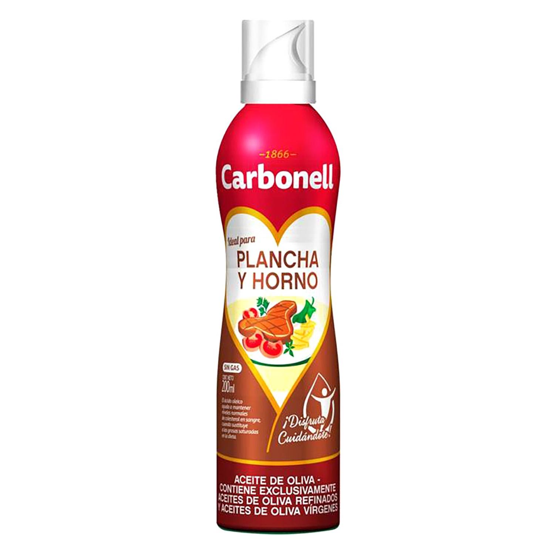 Aceite de oliva virgen extra Carbonell spray 200 ml.