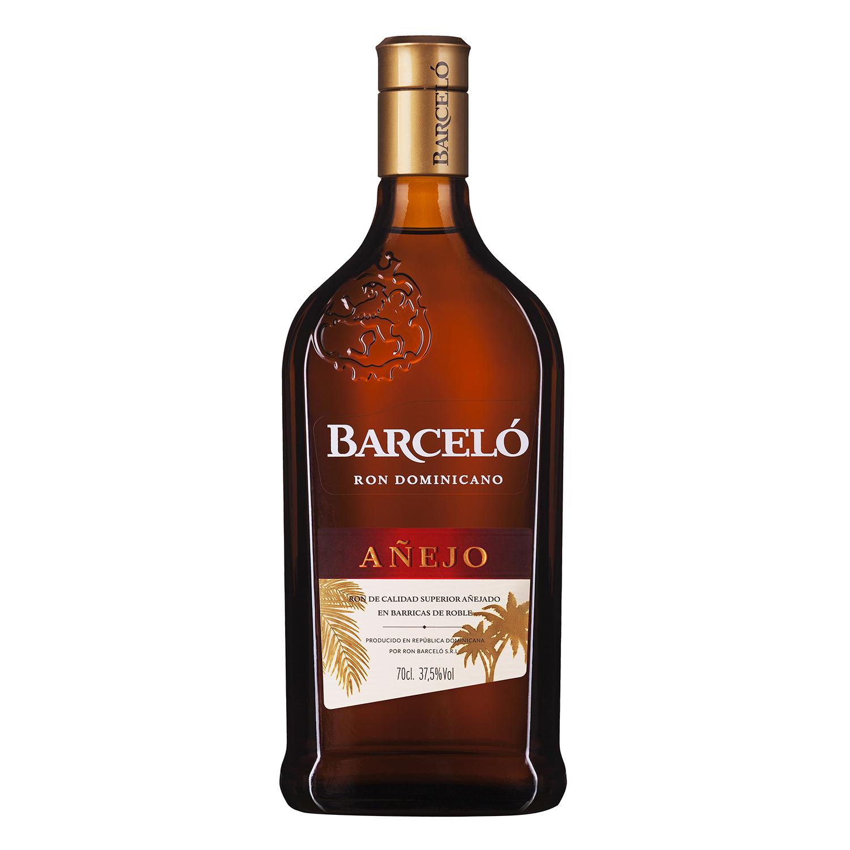 Ron Barceló añejo 70 cl.