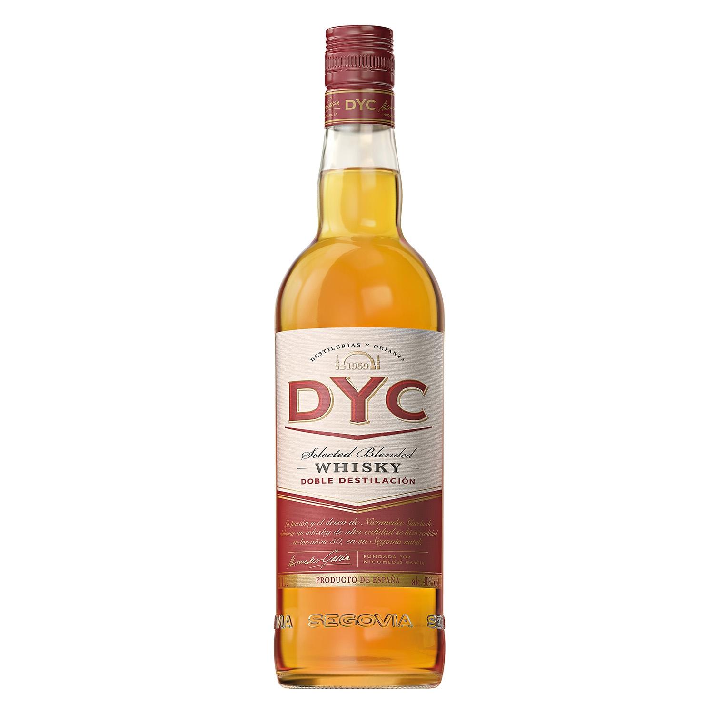 Whisky Dyc 1 l.