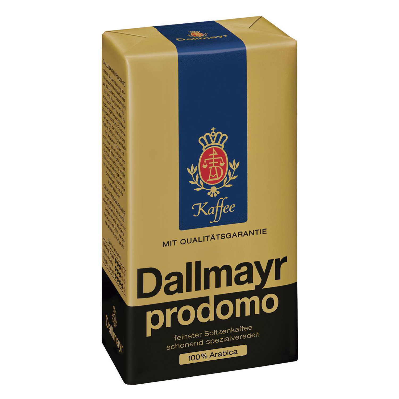 Café molido natural Dallmayr 250 g.