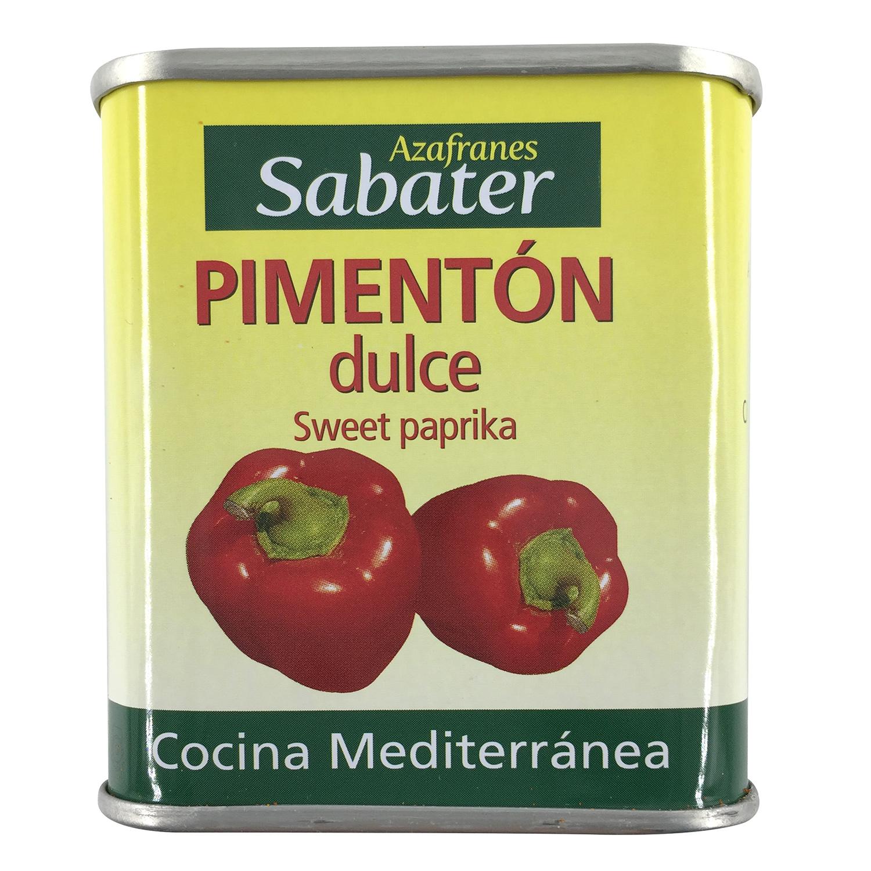 Pimentón dulce Sabater Sabater
