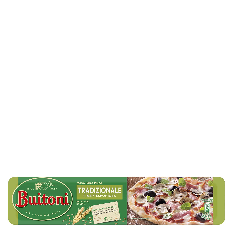 Pasta de pizza Buitoni 260 g.
