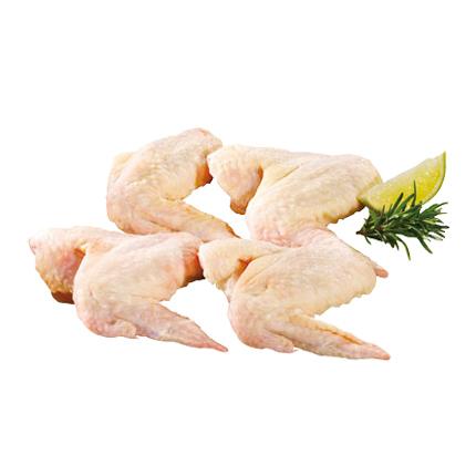 Alas de Pollo Partidas Carrefour 500 g aprox -