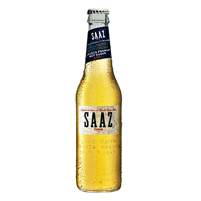 Cerveza Saaz botella 33 cl.