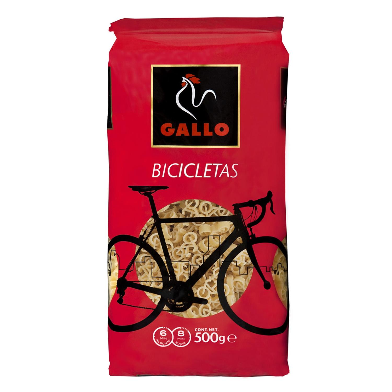 Bicicletas Gallo 500 g.