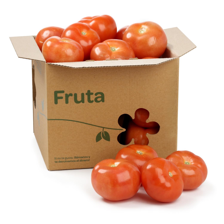 Tomate bola maduro Campo granel 500 g aprox