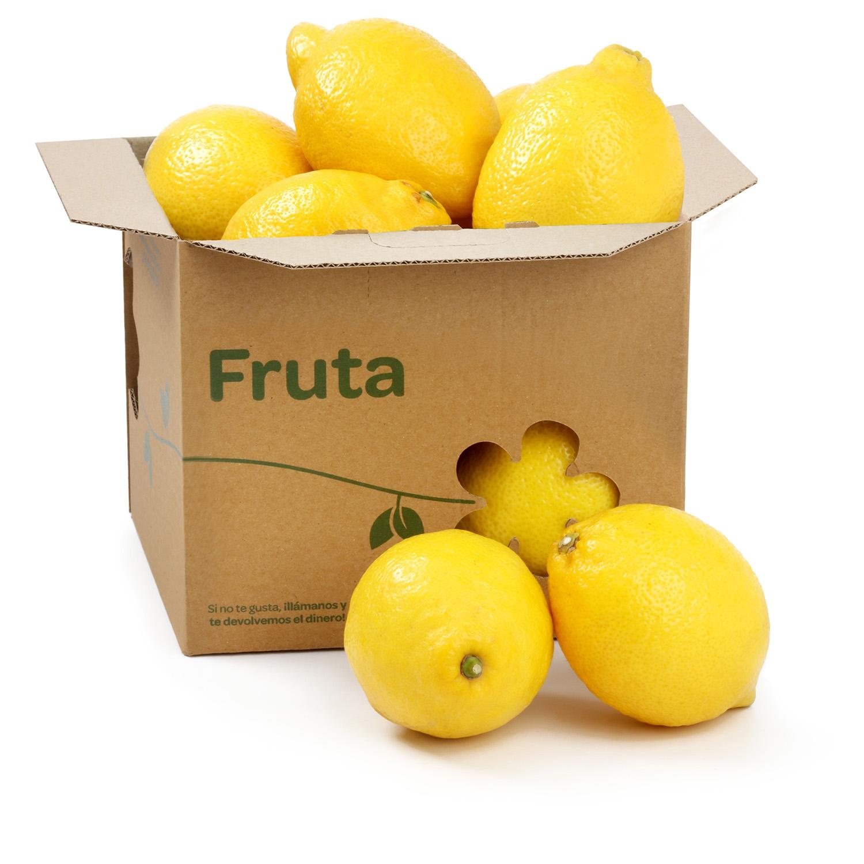 Limón Carrefour Granel Bolsa 1 Kg