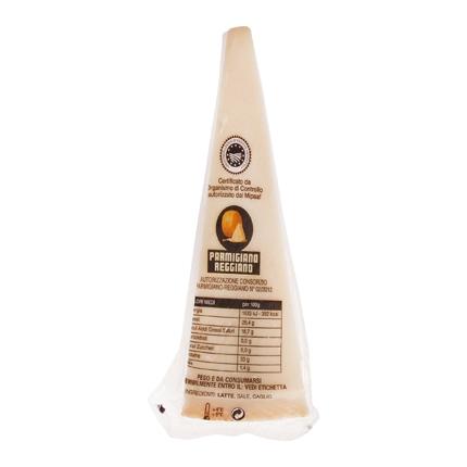 Cuña de queso parmesano Reggiano