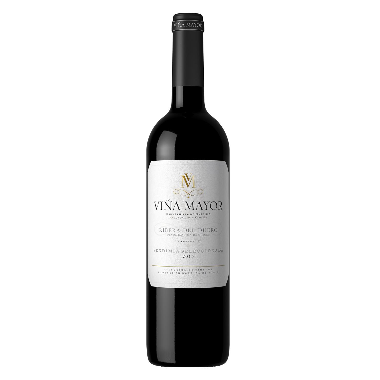 Vino D.O. Ribera del Duero tinto Viña Mayor 75 cl.