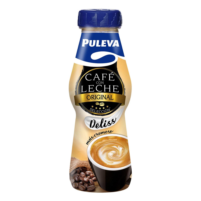 Café con leche Puleva Original Deliss 220 ml.