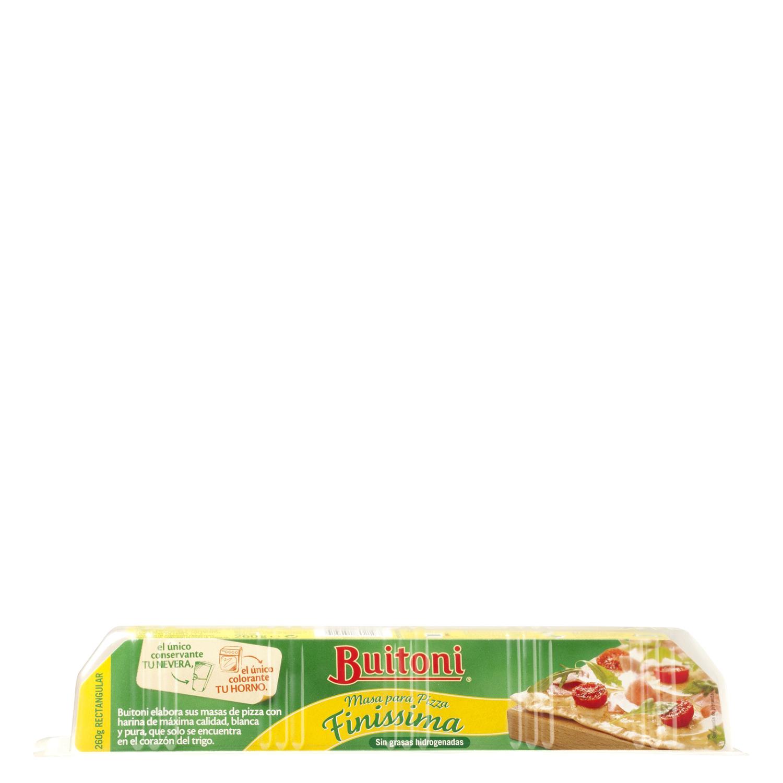Masa de pizza Finissima Buitoni 260 g. - 2