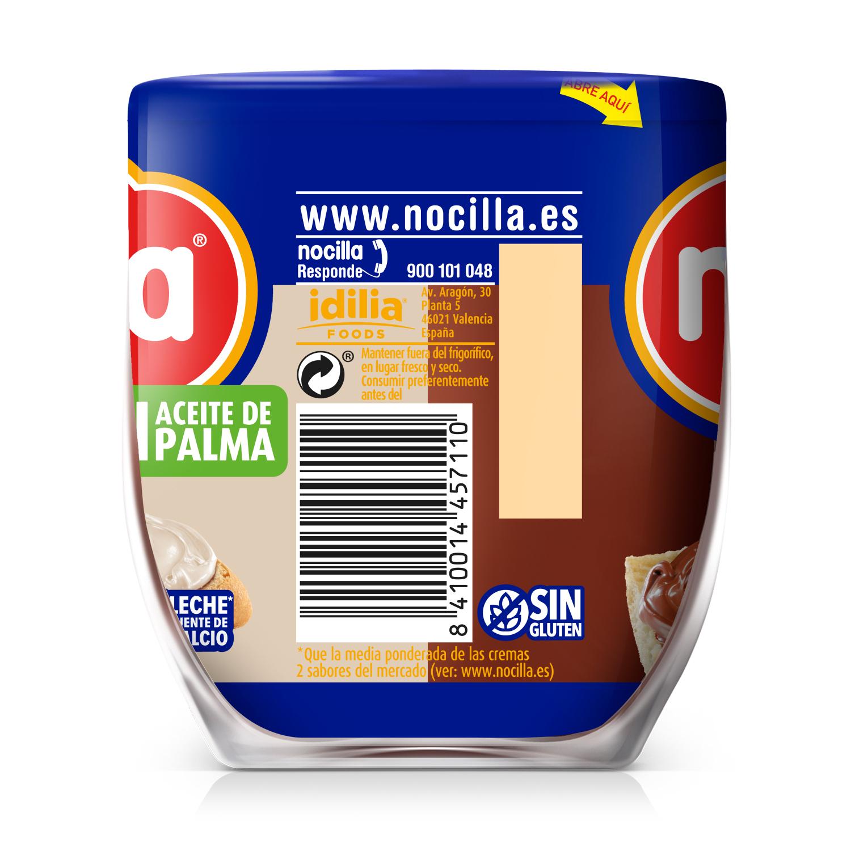 Crema de cacao con avellana sabor dúo - 2